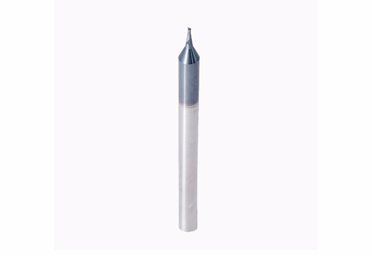 2 Flute End Mills Milling Cutter Micro Carbide TiALN Coating